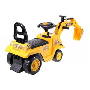 Olita -Jucarie interactiva Malplay Ride-On 2in1 Excavator si Olita cu volan si manete - imagine 4