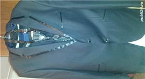 2 costume daniel gallotti+pantofi piele,camasi,lavaliere - imagine 1