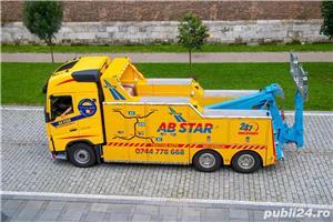 Tractari camioane tiruri autoacare autobuze - imagine 1