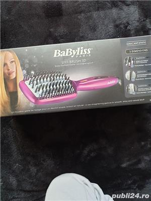 Perie electrică pentru îndreptat părul Liss Brush 3D - imagine 4