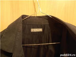 Vand camasa barbateasca, noua, neagra, maneca scurta, nr 44-46, Zara, 100% bumbac, 96 lei  - imagine 4