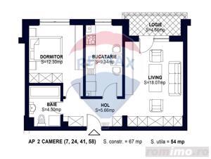 Direct Dezvoltator, Apartament 2 Camere, 0% Comision, Sector 6 - imagine 6
