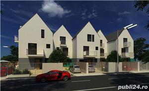 Vila Finalziata_gradina mare_loc parcare_zona rezidentiala_Comision 0% - imagine 1