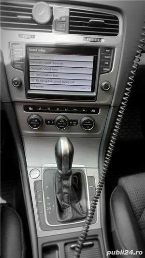 Vw Golf 7 DSG EURO6 110CP - imagine 7