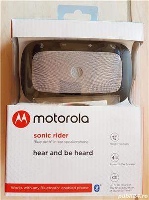 Vand car kit Motorola Sonic Rider 2 - imagine 4