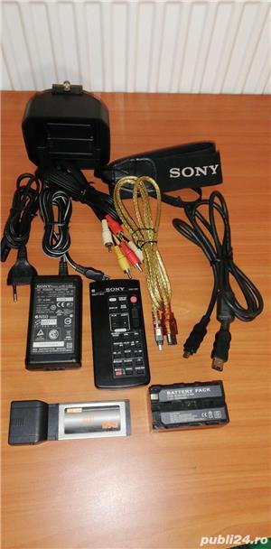 Camera video SONY DSR 170P - imagine 4
