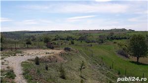 vand teren si cabana, 20 km de Sibiu - imagine 3