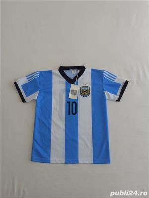 Tricou fotbal 8 ani - imagine 5