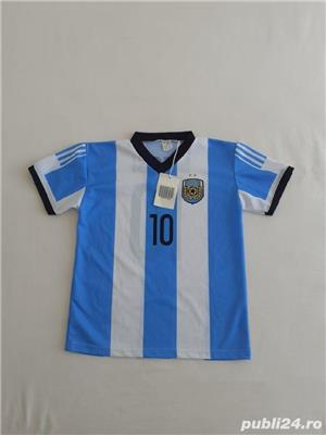 Tricou fotbal 8 ani - imagine 2