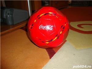 Minge Fotbal Coca Cola - imagine 2