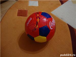 Minge Fotbal Coca Cola - imagine 1