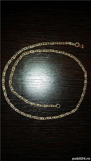 Aur 14 K,bijuterii,seturi - imagine 3