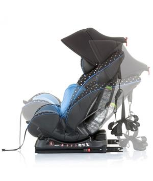 Scaun auto Chipolino Mondo 0-25 kg  cu sistem Isofix - imagine 5