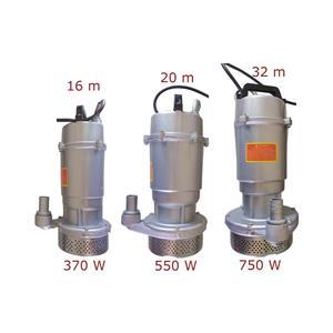 Pompa submersibila DRK de apa curata 370W - imagine 3