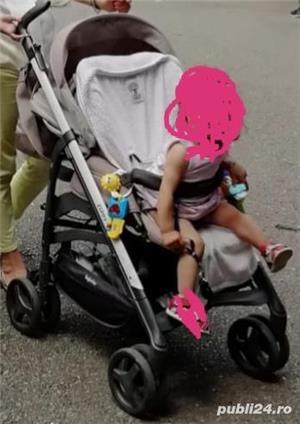 Căruț bebeluși +accesorii  - imagine 4