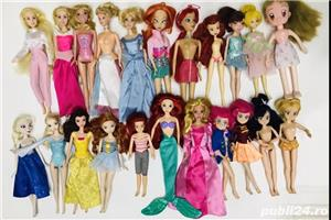 Papusi Mattel,Disney,Barbie - imagine 5