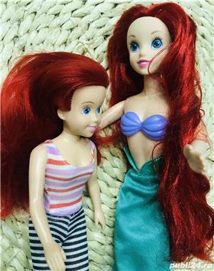 Papusi Mattel,Disney,Barbie - imagine 2