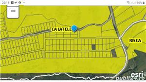 Teren in zona Beli ului ptr. Cabană, pensiune, etc. la 5 km de lac  ipârtia - imagine 1