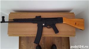 Pusca airsoft AKM 47C, MP44, Type 89 - imagine 1