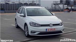 Vw Golf Înmatriculata RO,Plasma/Piele/Distronic//Car-Net/Clima/Navi mare/Alarma/Jante 17/ LED Full - imagine 3
