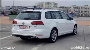Vw Golf Înmatriculata RO,Plasma/Piele/Distronic//Car-Net/Clima/Navi mare/Alarma/Jante 17/ LED Full - imagine 2