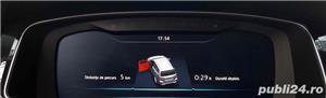 Vw Golf Înmatriculata RO,Plasma/Piele/Distronic//Car-Net/Clima/Navi mare/Alarma/Jante 17/ LED Full - imagine 7