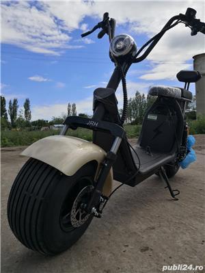 Scuter electric scooter Cu baterie detașabilă - imagine 5