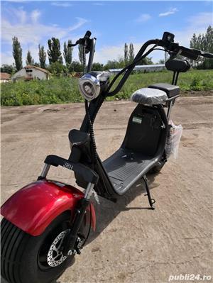 Scuter electric scooter Cu baterie detașabilă - imagine 1