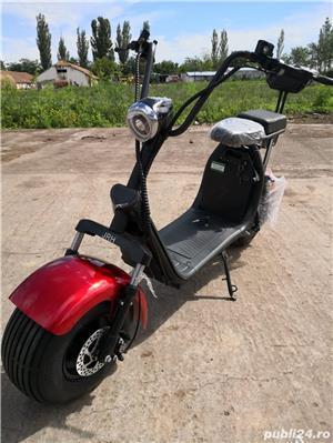 Scuter electric scooter Cu baterie detașabilă - imagine 4