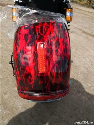 Scuter electric scooter Cu baterie - imagine 2