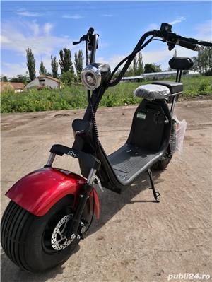 Scuter electric scooter Cu baterie detașabilă - imagine 2
