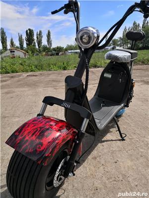 Scuter electric scooter Cu baterie - imagine 3
