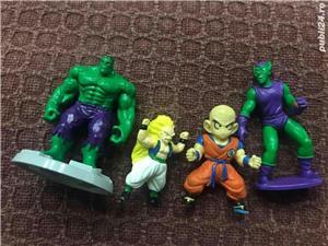 Dragon ballz,Hulk si alte figurine - imagine 2