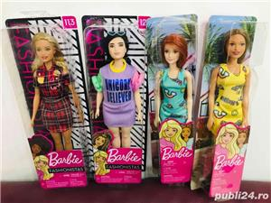 Papusi  Barbie Rainbow si Fashionistas noi - imagine 1