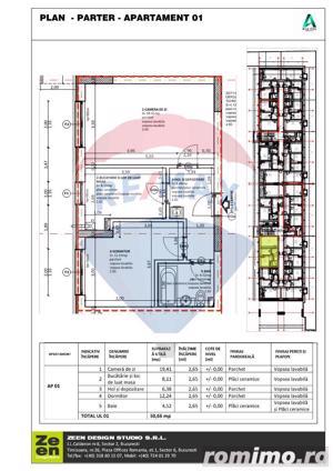 Apartament cu 2 camere, zona Grand Arena Mall - imagine 5