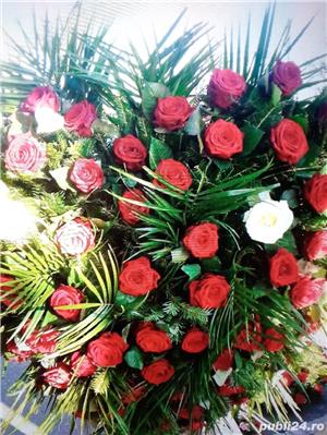 floraria Andreea&servicii funerare - imagine 3