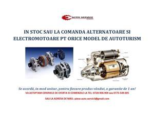 ALTERNATOARE SI ELECTROMOTOARE - imagine 1