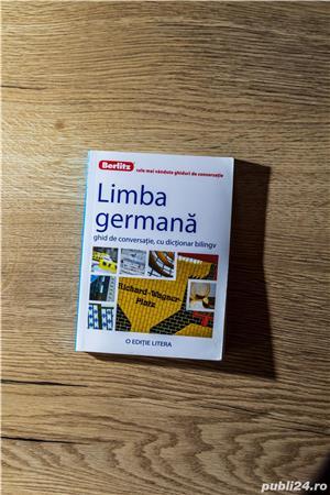 Limba Germana - Ghid de conversatie cu dictionar bilingv - Berlitz - imagine 2