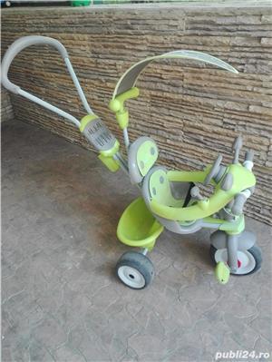Tricicleta Smoby - imagine 1