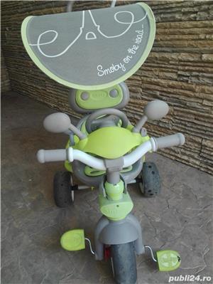 Tricicleta Smoby - imagine 2