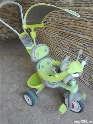 Tricicleta Smoby - imagine 4
