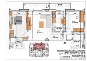 Apartament 3 camere,Metrou Teclu - imagine 6