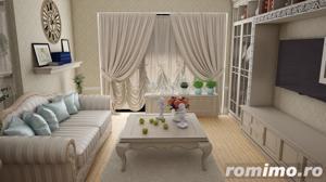 Apartament 3 camere,Metrou Teclu - imagine 2