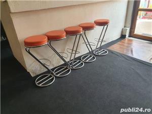 Vand scaune bar ( 5 buc ) - imagine 1