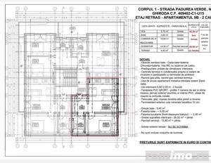 Apartament de lux cu doua camere - imagine 6