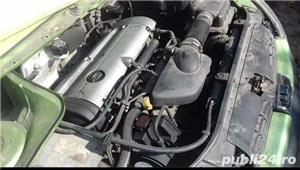 Vand motor complet Peugeot 206cc 2.0 benzina 136Cp an 2002 km putini 14mil complet - imagine 1