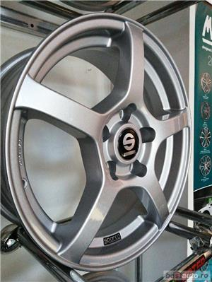 Jante noi Sparco RTT 5x114/5x114.3 Et41 Hyundai /Kia /Mazda /Renault /Honda /Mitsubishi /Opel  - imagine 3
