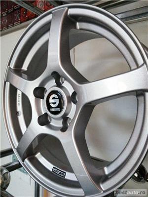Jante noi Sparco RTT 5x114/5x114.3 Et41 Hyundai /Kia /Mazda /Renault /Honda /Mitsubishi /Opel  - imagine 1