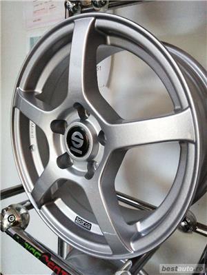 Jante noi Sparco RTT 5x114/5x114.3 Et41 Hyundai /Kia /Mazda /Renault /Honda /Mitsubishi /Opel  - imagine 2