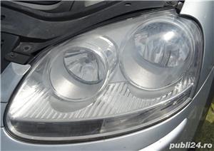Fata completa Volkswagen Golf 5 din 2007 volan pe stanga  - imagine 3